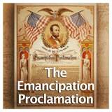 US History The Civil War The Emancipation Proclamation