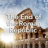 Social Studies Middle School The End of the Roman Republic