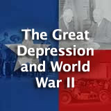 Texas History The Great Depression and World War II