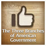US History The U.S. Constitution The Three Branches of American Government