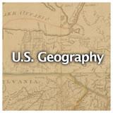 U.S. History U.S. History & Geography U.S. Geography