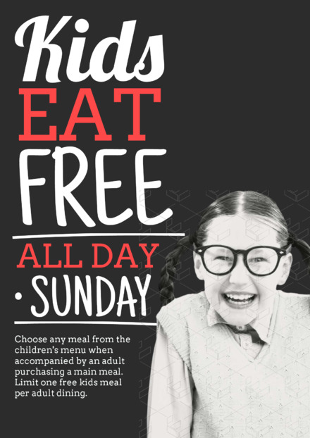 When All Kids Eat For Free >> Kids Eat Free Easil