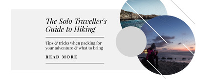 The Solo Traveller's Guide to Hiking