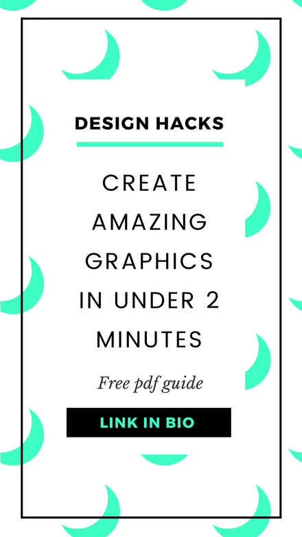 Green and White Design Hacks Blog Header Template