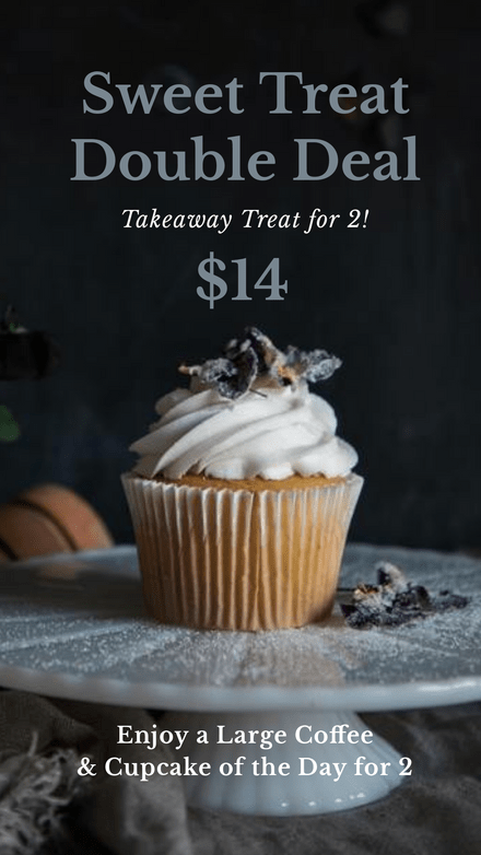 Sweet Treat Double Deal