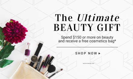 Ultimate Beauty Gift Giveaway Retail Template