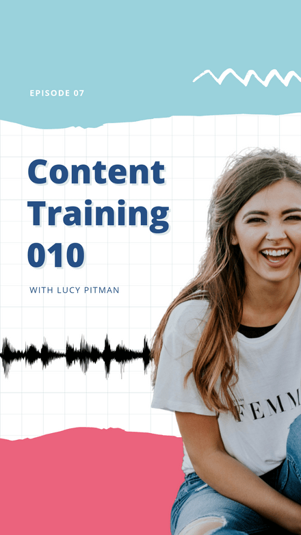 Content Training Audiogram Template