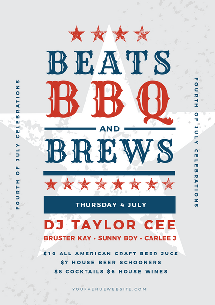 4th of July Beats BBQ & Brews