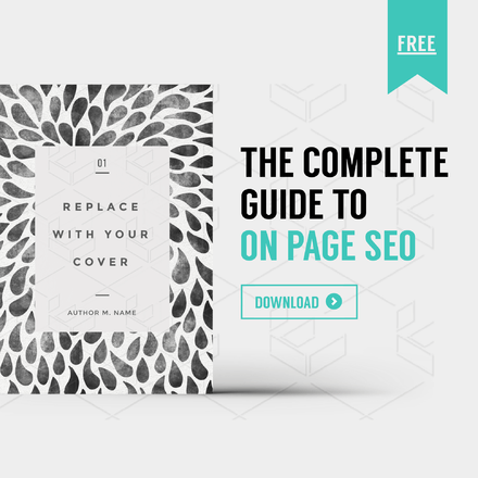 The Complete Guide to Onpage SEO Graphic Template