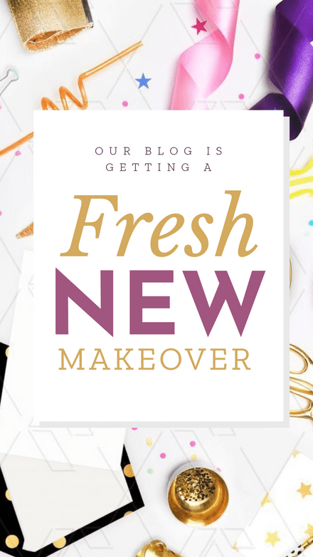 Our Blog is Getting a Makeover Instagram Story Template