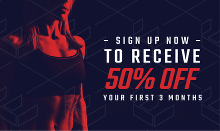 50% Off Training Offer