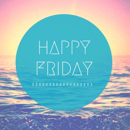 Happy Friday Easil