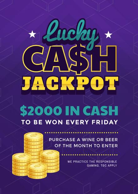Lucky Cash Jackpot