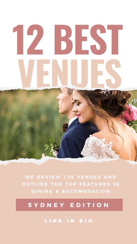 12 Best Venues - Torn Paper Template