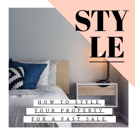 Styling your Home for a Fast Sale