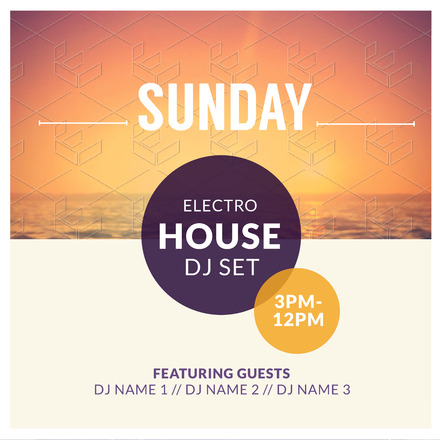 Sunday Electro House