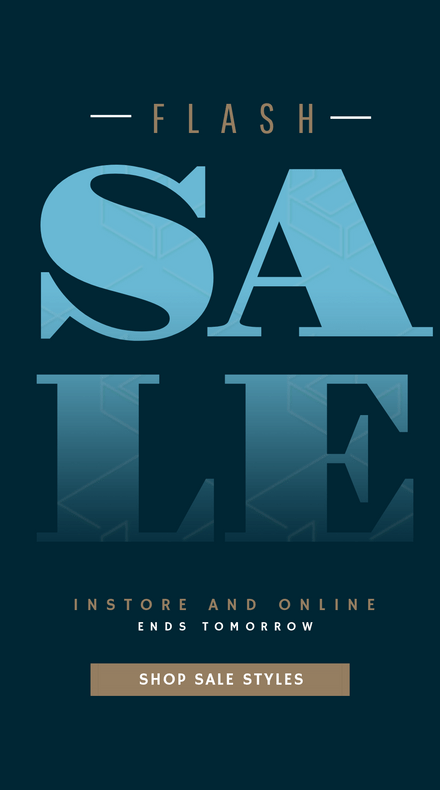 Flash Sale Instagram Story Retail Template