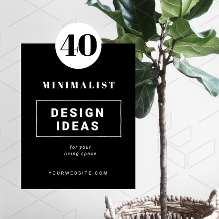 40 Minimalist Design Ideas