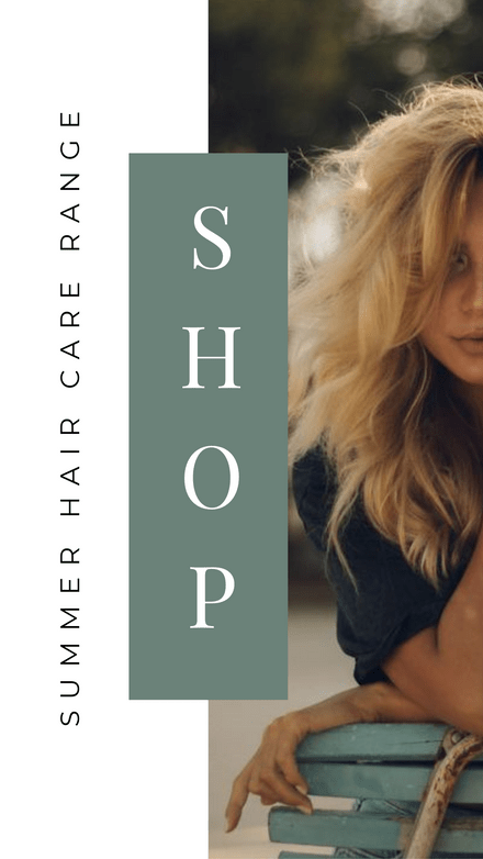 Block Shop Header Template