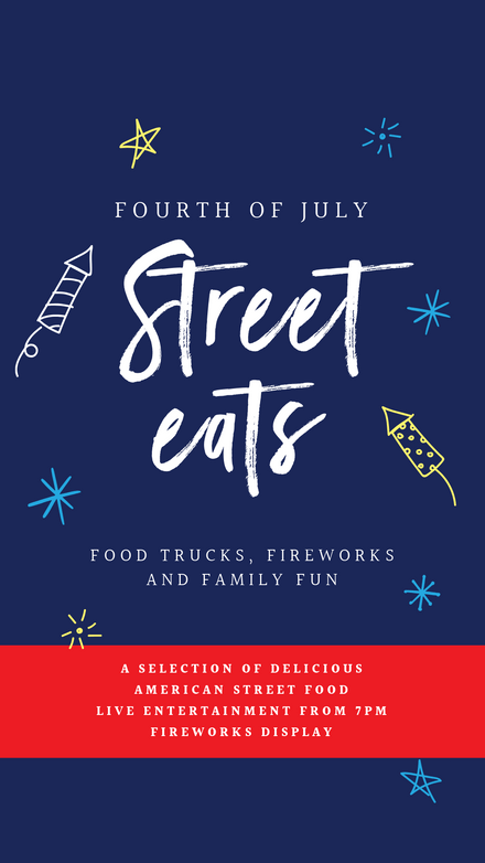 Street Eats Fourth of July Celebrations
