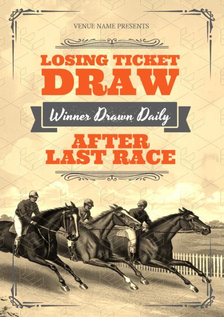 Losing Ticket Draw