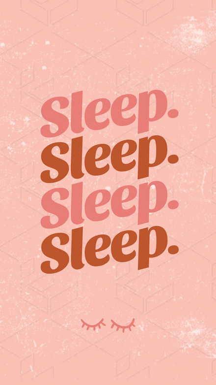 World Sleep Day Graphic Template