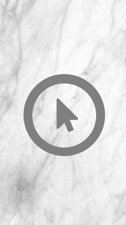 Instagram Highlights Icons Marbled grey Background