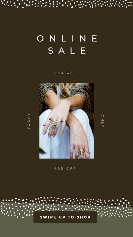 Single Image Online Sale Tiny Spots