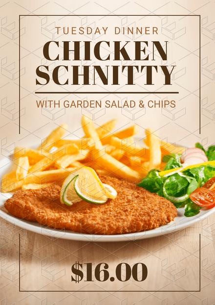 Chicken Schnitty