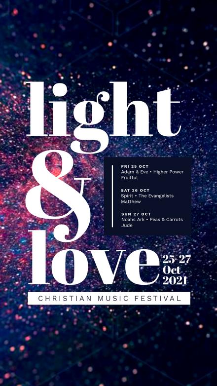 Light & Love Church Promotion