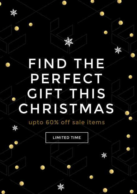 Find the perfect Christmas Gift Retail Promotion Template
