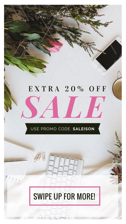 Extra 20% Off Sale
