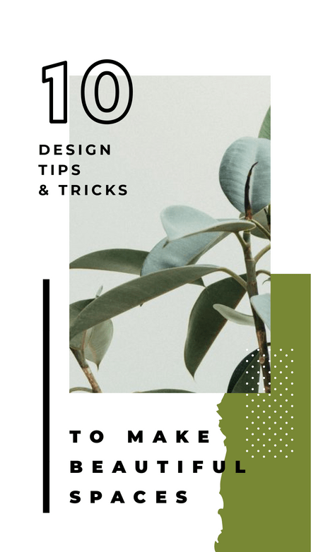 10 Design Tips & Tricks Multi-page Template