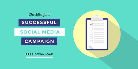 Checklist for a Successful Social Media Campaign