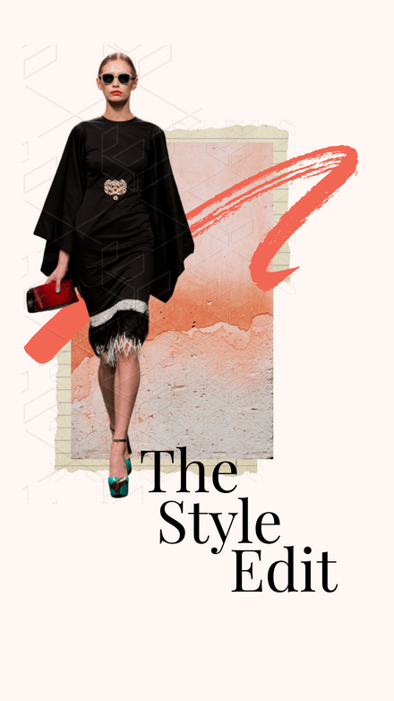 Layered Fashion Style Template