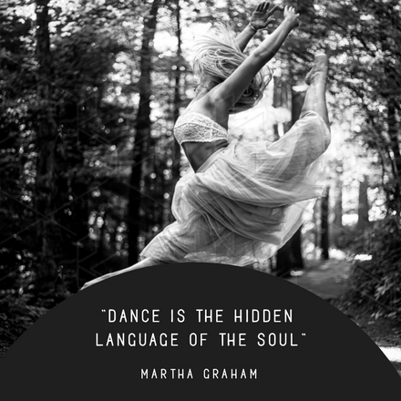 Dancer Graphic Template