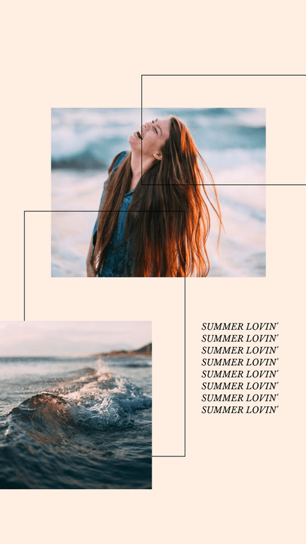 Simple Boxes Photo Frames: Summer