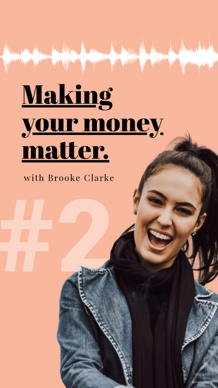 Making money matter Audiogram Template