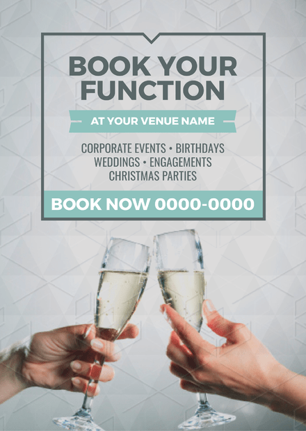 Book Your Functions