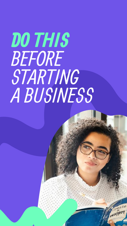Business Start-up Tips: Bright Squiggle