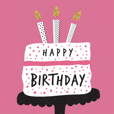 Admirable Happy Birthday Cake Graphic With Candles Template Easil Funny Birthday Cards Online Alyptdamsfinfo