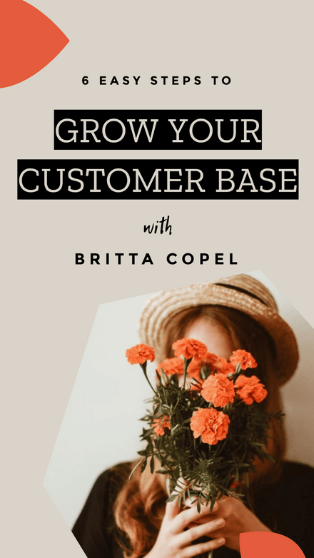 Grow your Customer Base