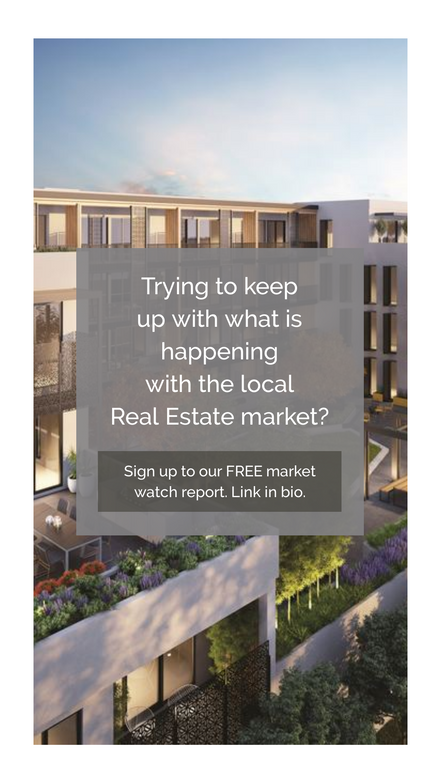 Keep up with Local Real Estate Market Sign Up