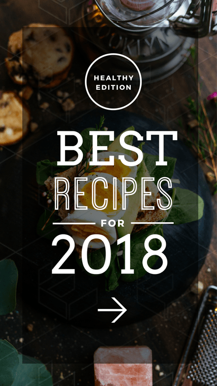 Best Recipes Instagram Story Template