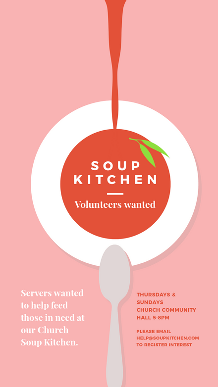 Soup Kitchen Template