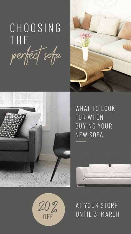 Choosing the Perfect Sofa