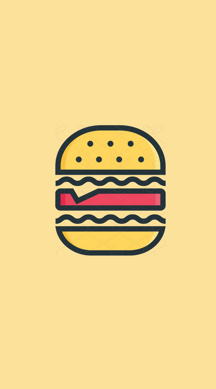 Story Highlight Icons - Food
