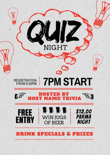 Quiz Night - Easil
