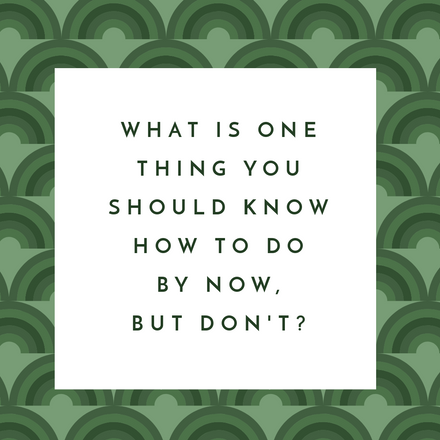 Pattern Quote Overlay: Engagement Post