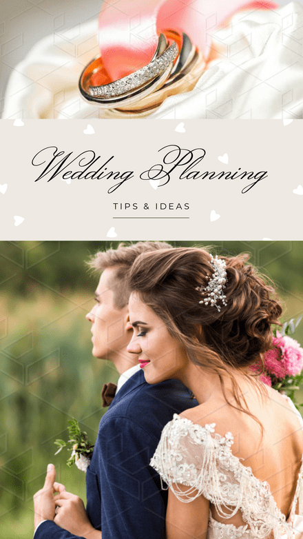 Wedding Planning Tips & Ideas Template